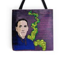 HP LOVECRAFT, AMERICAN GOTHIC WRITER Tote Bag