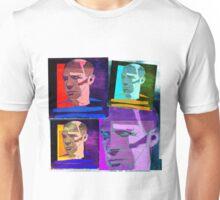 PABLO PICASSO COLLAGE - SPANISH CUBIST PAINTER Unisex T-Shirt