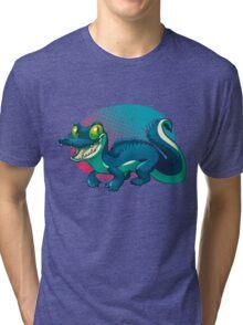 Baby Croc Tri-blend T-Shirt