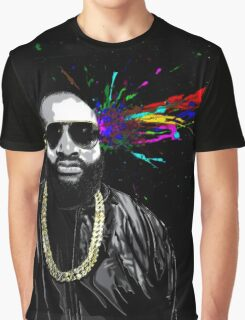 Rick Ross - Mastermind  Graphic T-Shirt