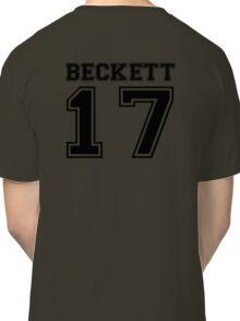 Beckett #17 - Varsity Style Classic T-Shirt