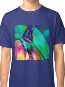 Scattered Colours Classic T-Shirt