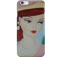 Silkstone Barbie iPhone Case/Skin