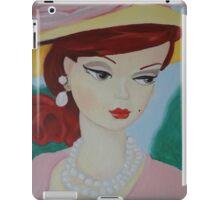 Silkstone Barbie iPad Case/Skin