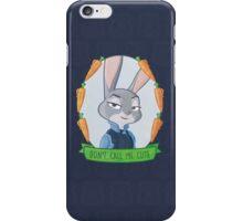 Judy Hopps iPhone Case/Skin