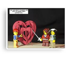 Papercraft Canvas Print