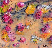 Petals Underfoot by JackieSherwood