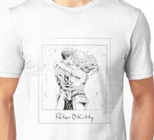 Spiderman <3 Kitty Unisex T-Shirt