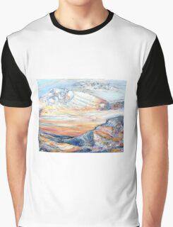 Sandstone Landscape Graphic T-Shirt