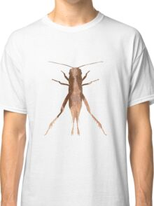 Insect Jumper Texture Outline Classic T-Shirt