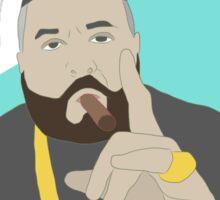 DJ Khaled - Don't play yourself Sticker