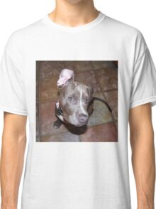 I'm All Ears - Blue Pit Bull Classic T-Shirt