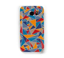 Blue and orange yes please.  Samsung Galaxy Case/Skin