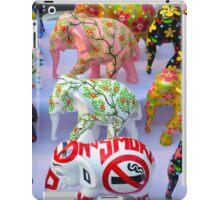 elephants iPad Case/Skin