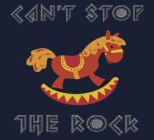 Rocking Horse One Piece - Long Sleeve