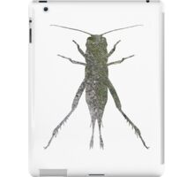Insect Jumper Texture Outline 03 iPad Case/Skin