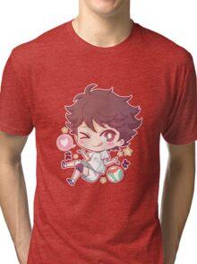 Tooru Oikawa Tri-blend T-Shirt