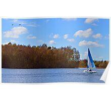 Sailing #2 Poster