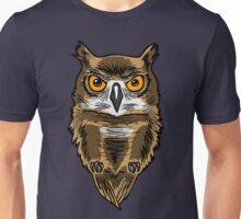 Owl Spirit Animal Unisex T-Shirt