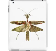 Insect Flying Texture Outline New iPad Case/Skin