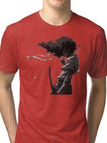 Afro Samurai Tri-blend T-Shirt
