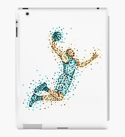 Basketball dunk iPad Case/Skin