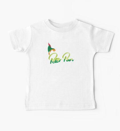 Peter Pan Baby Tee