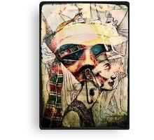 Nefertiti 10 Canvas Print
