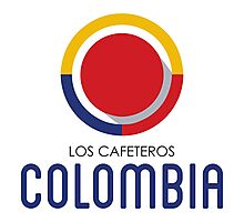 COLOMBIA JERSEY Photographic Print
