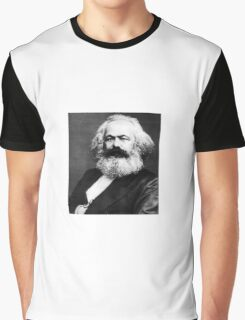 Karl Marx Graphic T-Shirt