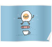 Eggflip Poster