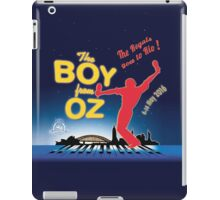 Regals - THE BOY FROM OZ - The Regals Goes To Rio - 2 iPad Case/Skin