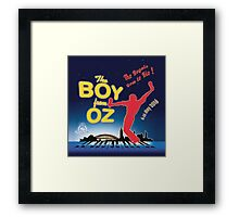 Regals - THE BOY FROM OZ - The Regals Goes To Rio - 1 Framed Print
