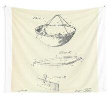 Fishing Net-1920 Wall Tapestry