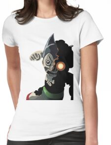 Astro Boy Womens Fitted T-Shirt
