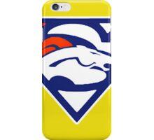 Super Denver Broncos iPhone Case/Skin