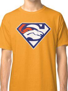 Super Denver Broncos Classic T-Shirt