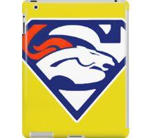 Super Denver Broncos iPad Case/Skin