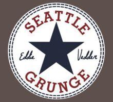 Seattle Grunge All Star Baby Tee