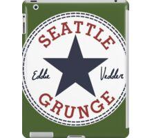 Seattle Grunge All Star iPad Case/Skin