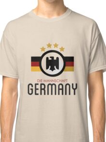 GERMANY JERSEY Classic T-Shirt