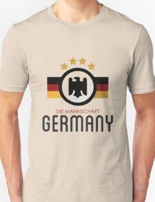 GERMANY JERSEY Unisex T-Shirt