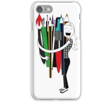 My and My Paintbrushes iPhone Case/Skin