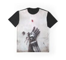 Fullmetal Alchemist Brotherhood - Metal Arm & Philosopher's Stone Graphic T-Shirt