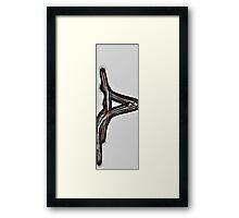 La Danseuse Framed Print