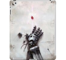 Fullmetal Alchemist Brotherhood - Metal Arm & Philosopher's Stone iPad Case/Skin