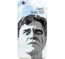 Take Shelter iPhone Case/Skin