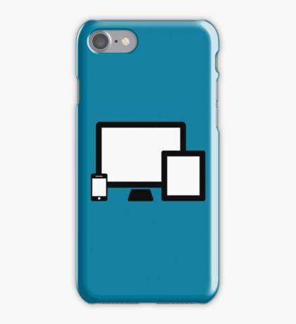 Responsive iPhone Case/Skin