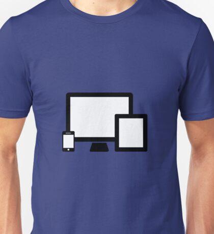 Responsive Unisex T-Shirt