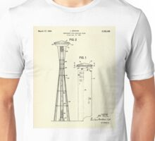 Restaurant with Rotating Floor-1964 Unisex T-Shirt